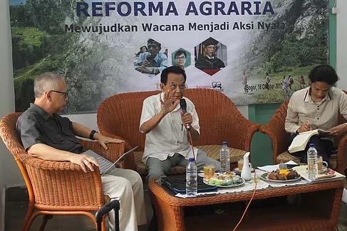 Pelaksanaan Reforma Agraria Jauh dari Makna Sebenarnya