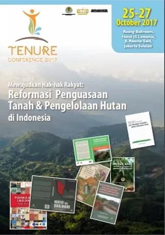 10 Buku Pusaka Agraria Diluncurkan Saat Konferensi Tenurial