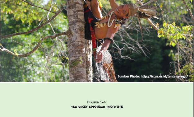 Analisis kerangka hukum nasional, PUTUSAN peradilan dan kelembagaan yang mengatur tentang areaL Kelola konservasi Masyarakat adat dan lokal di indonesia-2019