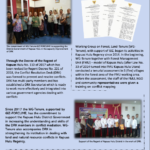 Leaflet-Strengthening Capacity The Mediator Capacity of Conflict Resolution Desk in Kapuas Hulu District
