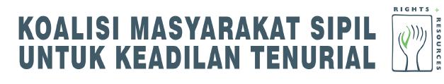 Pengumuman Hasil Seleksi Proposal Dukungan Lapangan Koalisi Tenur 2021