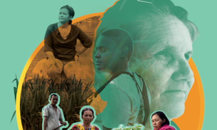 Garis Pertahanan Terakhir: Industri Menyebabkan Krisis Iklim dan Serangan terhadap Pejuang Lingkungan